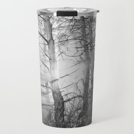 in the wood Travel Mug