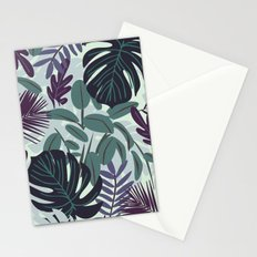 DARK JUNGLELOW Stationery Cards