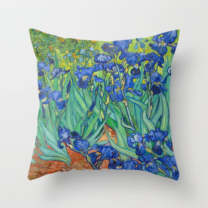 Throw Pillow by Design & Art