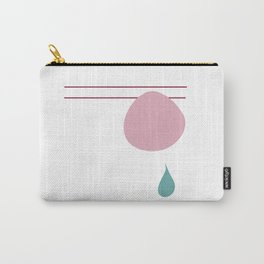 Sad Abstract Carry-All Pouch