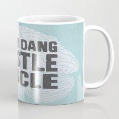 Flex Your Dang Hustle Muscle Mug