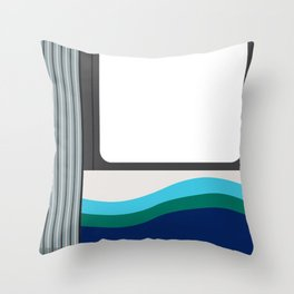 LVRY3 Throw Pillow
