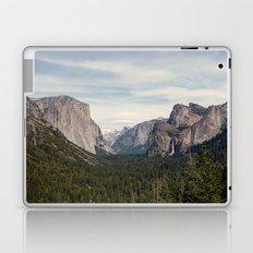 Yosemite Valley Laptop & iPad Skin