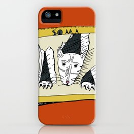PSYCHO-Soma iPhone Case