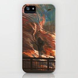 Into The Inevitable iPhone Case