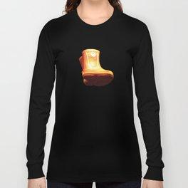 Little Orange Boots Long Sleeve T-shirt