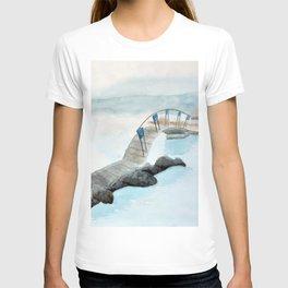 Misty Lake T-shirt
