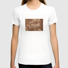 round 5...evander holyfield T-shirt