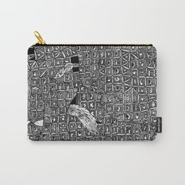 Hic sunt dracones (i) Carry-All Pouch
