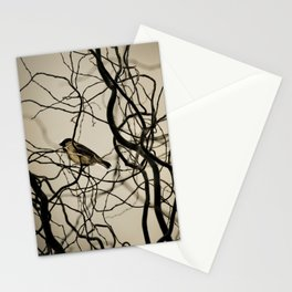 Lonely Bird... Stationery Cards