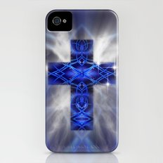 Cross iPhone (4, 4s) Slim Case