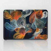 friday iPad Cases featuring Friday Night by Marcelo Romero