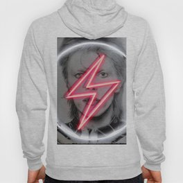 tunder neon bowie Hoody