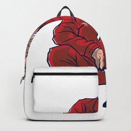 Gangster Putin Backpack
