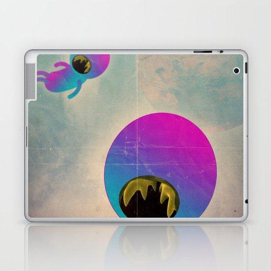 bimbo cosmico Laptop & iPad Skin