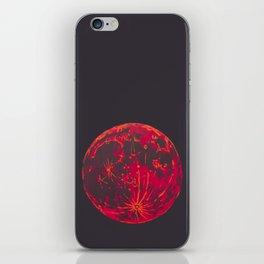 Blood Moon 1 iPhone Skin