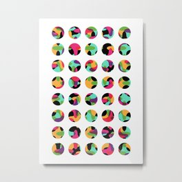 Shapes 014 Metal Print