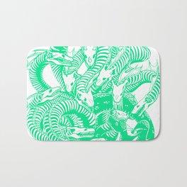 Lonely Hydra Bath Mat