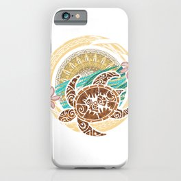 If We Tollerate This Eco Turtle iPhone Case
