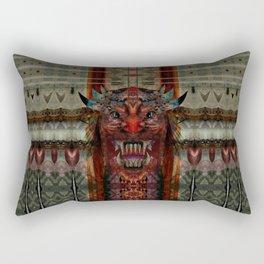Archfiend Rectangular Pillow