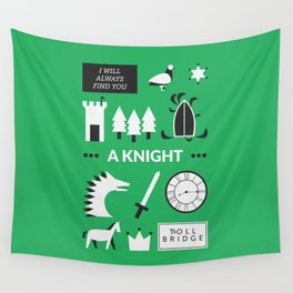 OUAT - A Knight Wall Tapestry