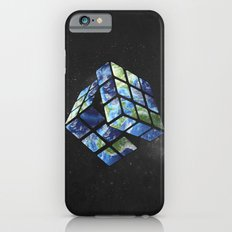 rubik's earth iPhone 6s Slim Case