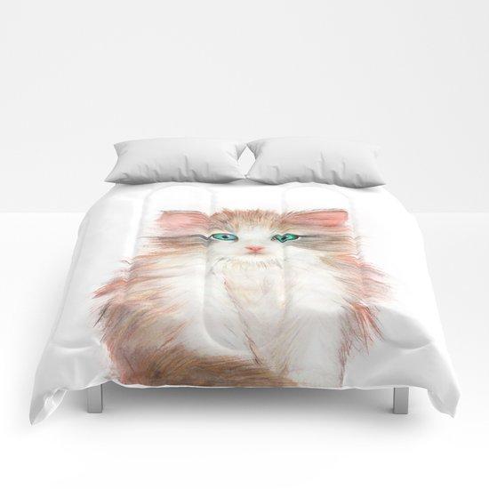Little Kitten Comforters