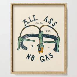 All Ass - No Gas Serving Tray