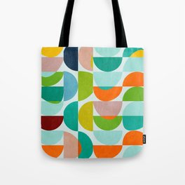 shapes abstract III Tote Bag