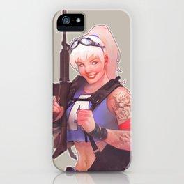 Amy iPhone Case