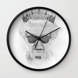 QUEEN Wall Clock