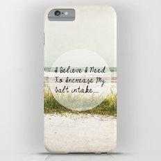 Salt iPhone 6s Plus Slim Case