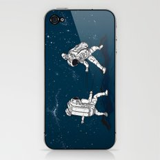 Fencing at a higher Level iPhone & iPod Skin