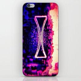 Hourglass iPhone Skin