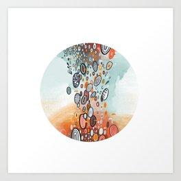 #90 Art Print