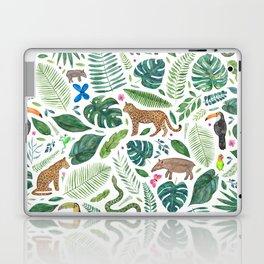 Jungle/Tropical Pattern Laptop & iPad Skin