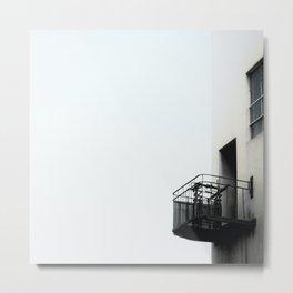 (mute) Metal Print