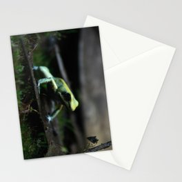 Poison Dart Frog Mint Terribilis Stationery Cards