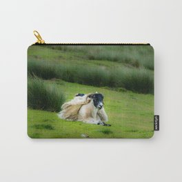 Wind sheared Sheep Carry-All Pouch