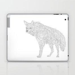 Geometric Hyena Laptop & iPad Skin