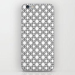 Arabesque 2 iPhone Skin