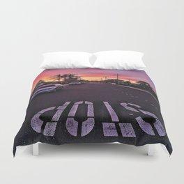 California Dreaming Duvet Cover