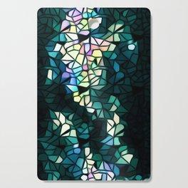Heart Of Mosaic Cutting Board