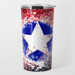 star shield Travel Mug