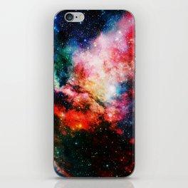 magical fantasy universe iPhone Skin