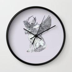The Wolpertinger Wall Clock