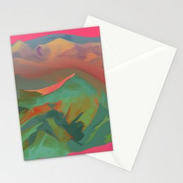 Pink Valley Stationery Cards