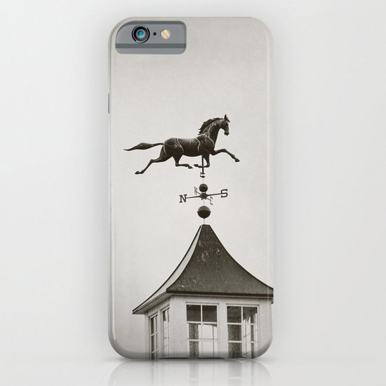 Horse Weathervane iPhone & iPod Case