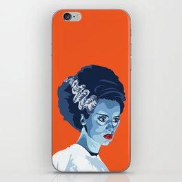 Madam Frankenstein  iPhone Skin