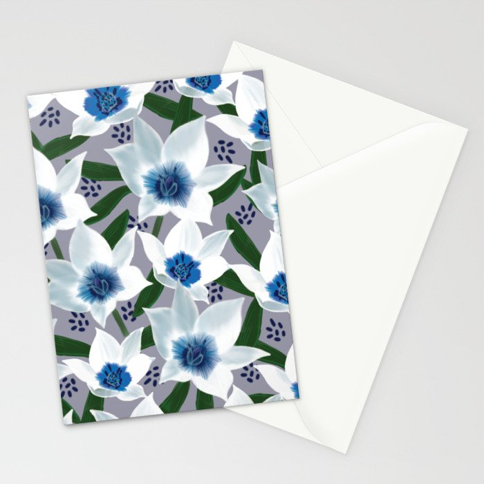 Blue Jean Baby Stationery Cards
